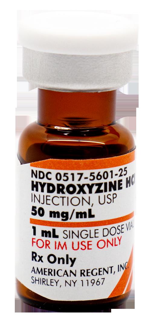 Hydroxyzine HCI / Products / American Regent